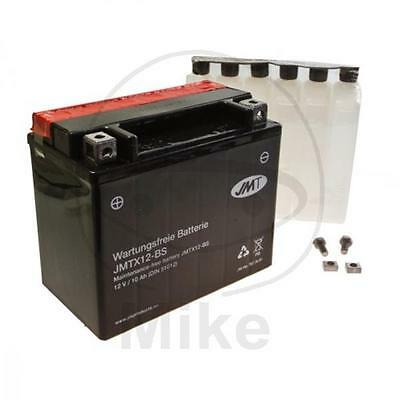 JMT Wartungsfrei Batterie YTX12-BS 12V Kymco People Xciting 250 300 LC S R
