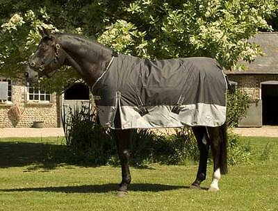 Rhinegold Thor Heavy Weight Winter Turnout Horse Rug Heavyweight 350g 3 colours