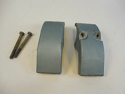 0322288 0322289 Lower mount cover 1978 9.9 15 hp Johnson Evinrude parts outboard