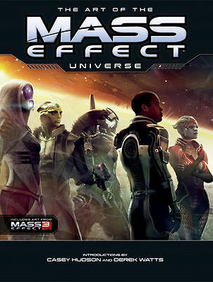 The Art of the Mass Effect Universe (hardcover) Book 14BA07