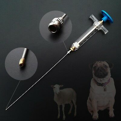 Stainless Steel Canine Dog Goat Sheep Artificial Insemination Breed Catheter Rod
