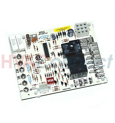 OEM ICP HEIL Tempstar Furnace Fan Control Board 1009838 ... Heil Model Pgf K D Wiring Diagram on