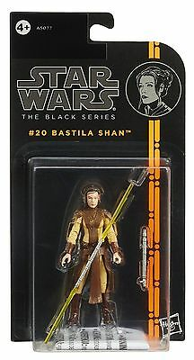 Star Wars Black Series Bastila Shan Bs 20