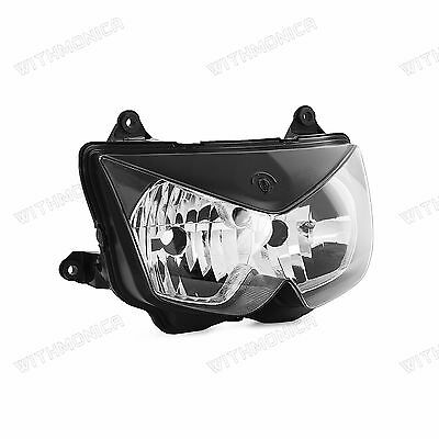 Headlight Head light Headlamp For Kawasaki Z750 ZR750 2004 2005 2006 Brand New