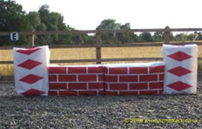 Jumpstack Bale Covers - Various colours Jump filler bale cover