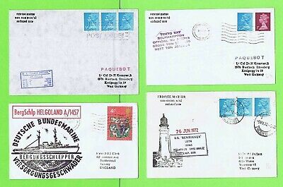 GB Collection of four Paquetbot Covers inc Tokyo Bay