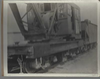 LEHIGH VALLEY RAILROAD CO. - 3 Real Photos - Gates Ave., Jersey City, N J 1931
