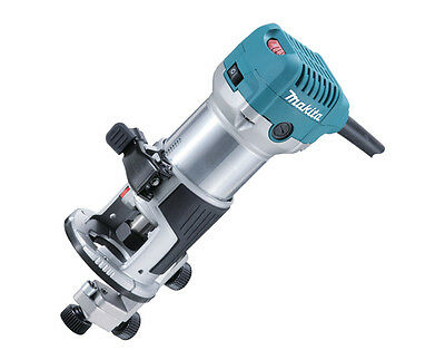 """Makita RT0700CX 710W 6.35mm (1/4"""") Router Trimmer AUS MODEL IN CASE"""