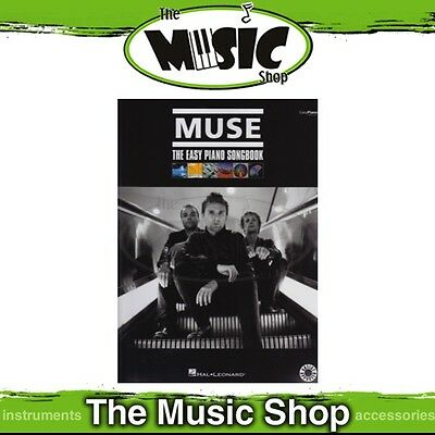 New Muse: The Easy Piano Songbook - Keyboard Music Book
