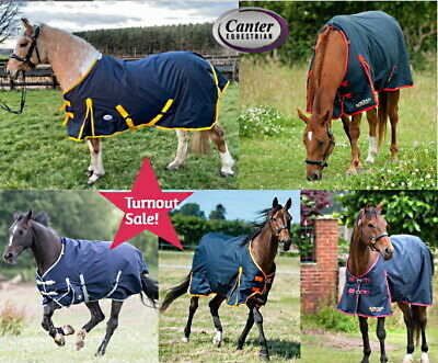 Gallop Medium or Lightweight or No Fill Turnout Rug. FREE TRACKED DELIVERY!