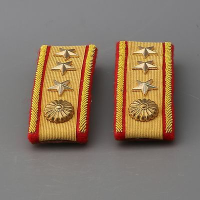 ww2 the emperor of Japan special  shoulder board(army and navy version)