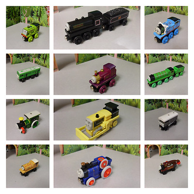 Brio Learning Curve Thomas The Tank Engine & Friends Wooden Railway Trains
