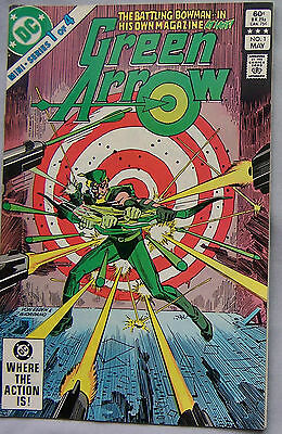 Green Arrow #1 (May 1983, DC) NM