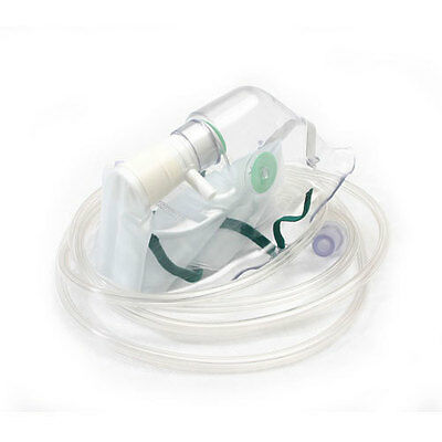 Non-Rebreathing, High-Concentration, 98% Oxygen Mask Adult
