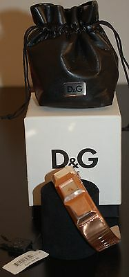 OROLOGIO WATCH D&G TIME DANCE DW0273 ORO ROSA