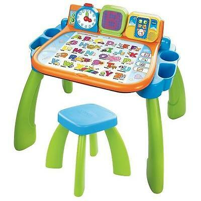 NEW VTech Touch and Learn Activity Desk Educational Interactive Fun Learning