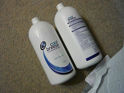 Cruise bottles Two 200 ml, for boat cruise New