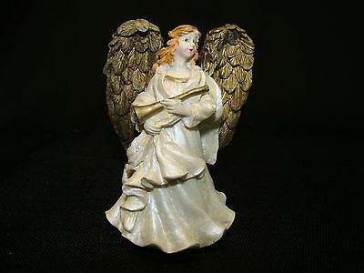 Ceramic Small Angel with Horn from Magic Creations