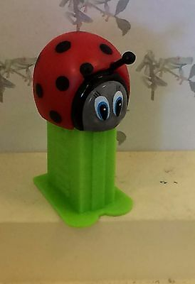 PEZ Mini - Bugz Series - Lady Bird - loose