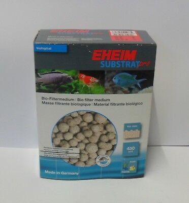 EHEIM 2510101 SUBSTRAT PRO 2 litres. Filter Media