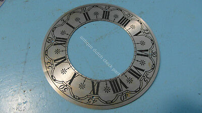 Used Replacement Dial Or Chapter Ring For Dutch Zaandam Or Zaanse Wall Clock