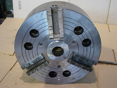 "Howa 10"" 3-Jaw Power Chuck A8 Mount"