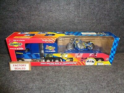 2006 SUNOCO TRUCK Orange County Chopper Harley Motorcycle Enthusiast SEALED