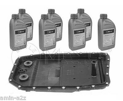 Bmw Automatic Transmission Gearbox Ga6Hp19Z Oil Pan Filter Fluid Atf Plus 6 Oil
