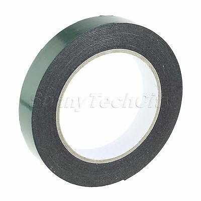 Double Sided Strong Adhesive Foam Coated Mounting Tape 5M for Wood Paper Metal