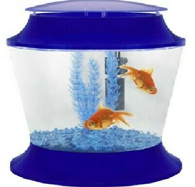 17L AQUARIUM - Gravel Filter Plant Kit Colderwater Fish Tank dm Bowl Litres Aqua • EUR 32,72