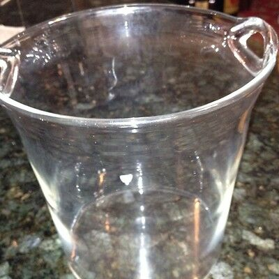Orrefors Ice or Champagne Bucket,Wine chiller