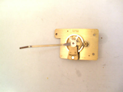 "Swiss Clock Platform Movement in GW & C  2""L 1.25""H 2""W"