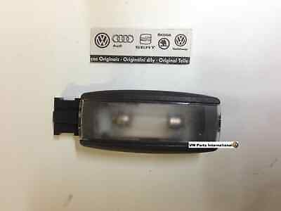 VW Golf MK4 GTI R32 Black Sunvisor Vanity Light Genuine New OEM VW Part