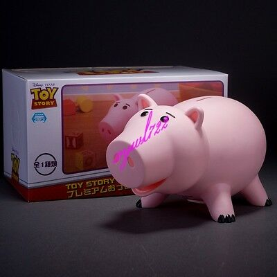 Toy Story Hamm 12 cm figure coin bank money box piggy bank toy New with Box