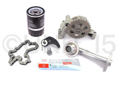 Audi A3 A4 A6 TT S3 Engine Oil Pump Chain Tensioner Master Repair Kit 06A115105B