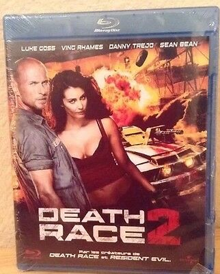Blu Ray - Death Race 2