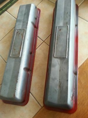Matched Pair 1962 - 1967 Chevy 327 Valve Covers