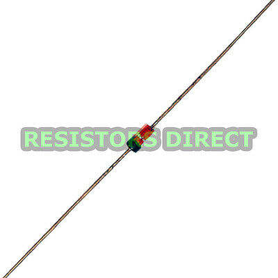 1x 1N60 Germanium Schottky Barrier Diode DO-35 USA FREE SHIPPING 1pcs