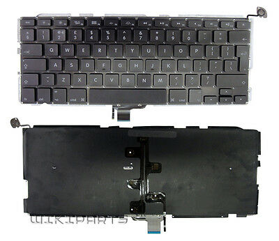 "New Genuine Apple Macbook Pro A1278 13.3"" UK Keyboard With Backlight 2009-2011"