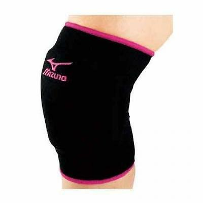MIZUNO volleyball knee supporter Ladies Black magenta from Japan