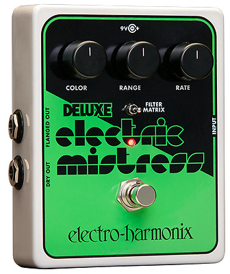 EHX Electro Harmonix Deluxe Electric Mistress XO, Brand New,Free World Shipping