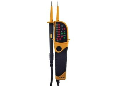 Knightsbridge TE2 LED Digital Electrical Voltage Continuity Circuit Tester