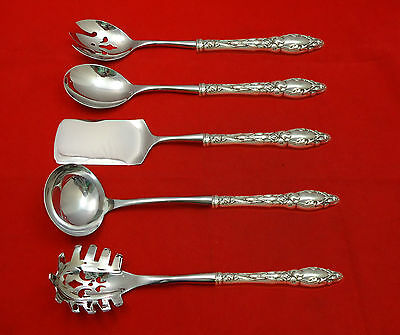 Virginiana by Gorham Sterling Silver Hostess Set 5pc HHWS  Custom Made