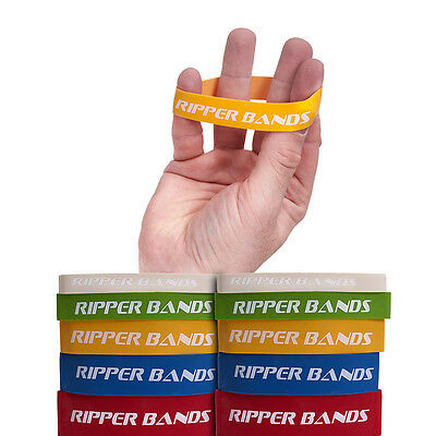 Ripper Bands - Expand your hand bands for extensor training/UFC/Climbing/Judo