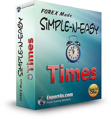 Forex Made Simple-N-Easy Times. Forex course. Enter and exit deals at best times