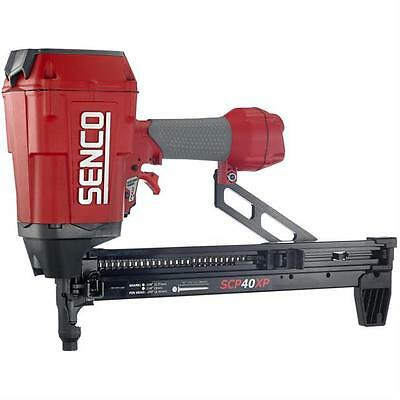 "Brand New SENCO SCP40XP 1-1/2"" Pneumatic Concrete and Steel Pinner - 7J0001N"