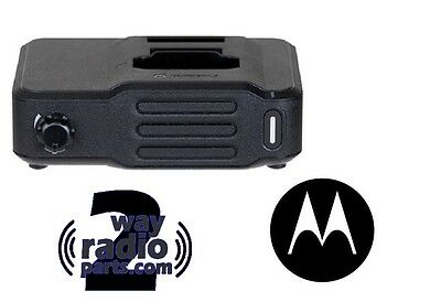 Motorola OEM RLN6506  Minitor VI 6 Amplified Charger Base + UHF ANTENNA RLN6508