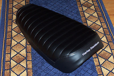 Harley Davidson AMF 1974 - 1976 SX175 SX250 Replacement Seat Cover