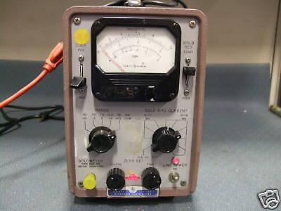 HP 430C Microwave Power Meter