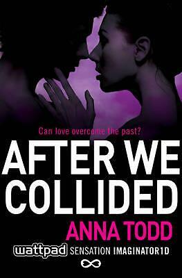 After We Collided by Anna Todd Paperback Book Free Shipping!